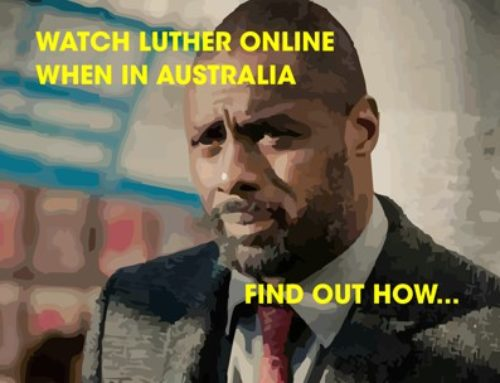 Watch Luther Online in Australia