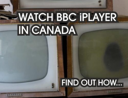 Watching BBC iPlayer in Canada